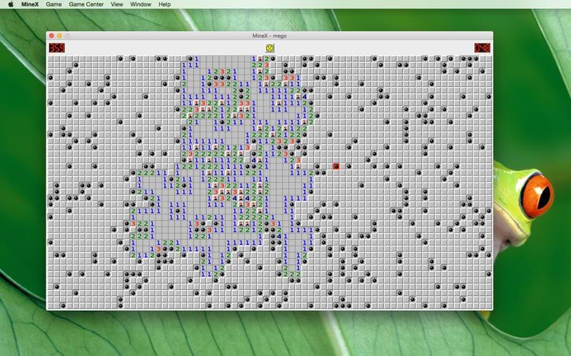 MineX Classic Minesweeper