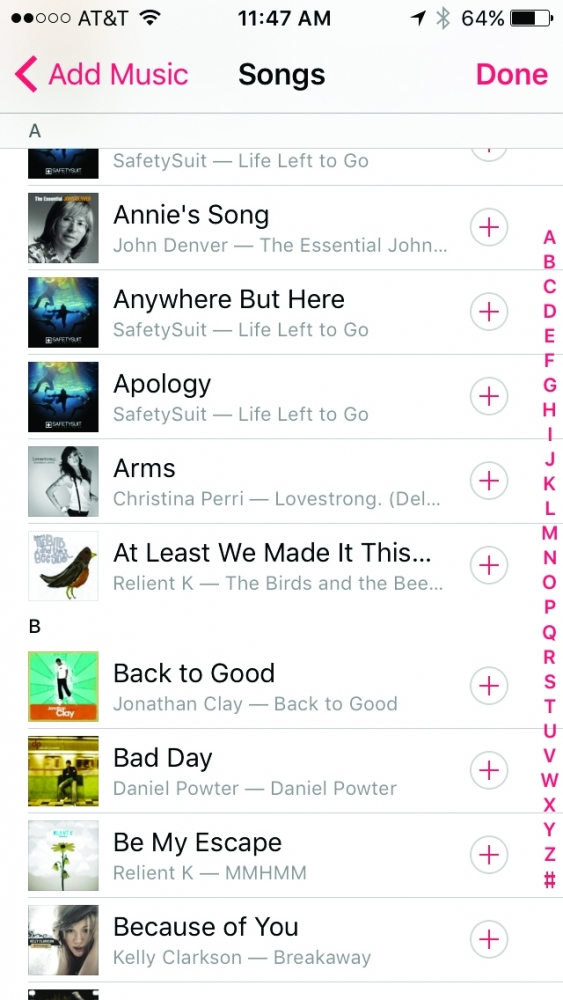 Playlists3