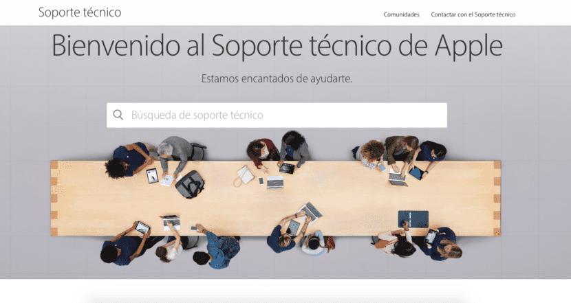 Soporte técnico Apple-pagina web-rediseño-0