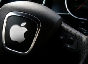 Apple busca propiedad para probar el Apple Car