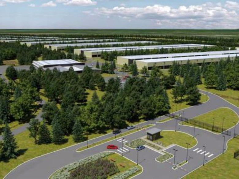 Este es 'data center' propuesto por Apple en Irlanda