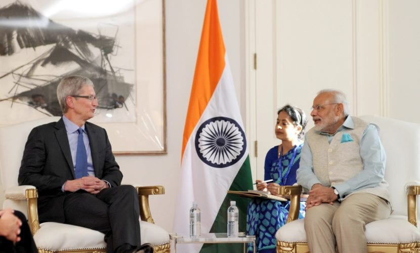 Apple y la legislación en la India