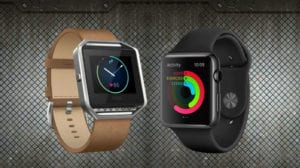 apple watch fibit