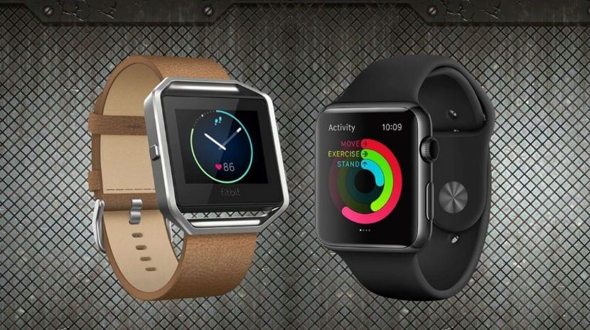 apple watch fibit