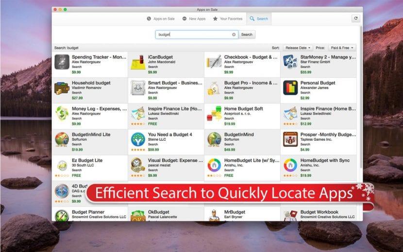 Apps on Sale buscador