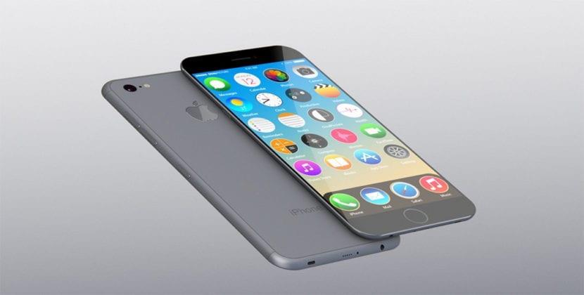 El diseño del iPhone 7