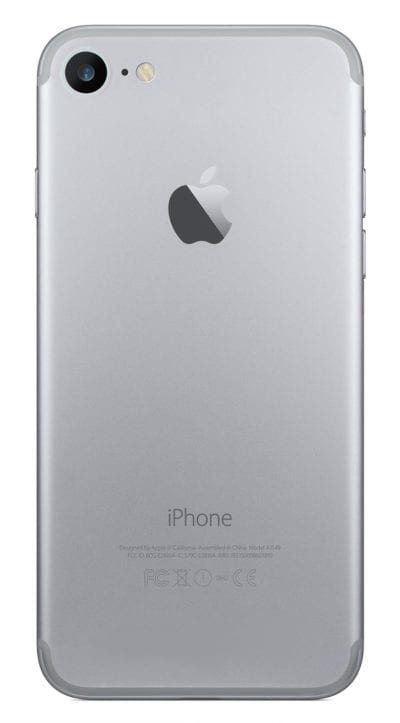 Diseño del iPhone 7
