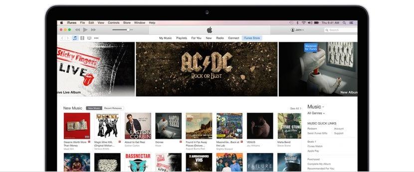 Bug de iTunes