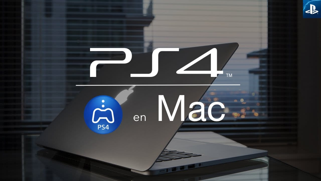 Conecta tu Ps4 a Mac OS X