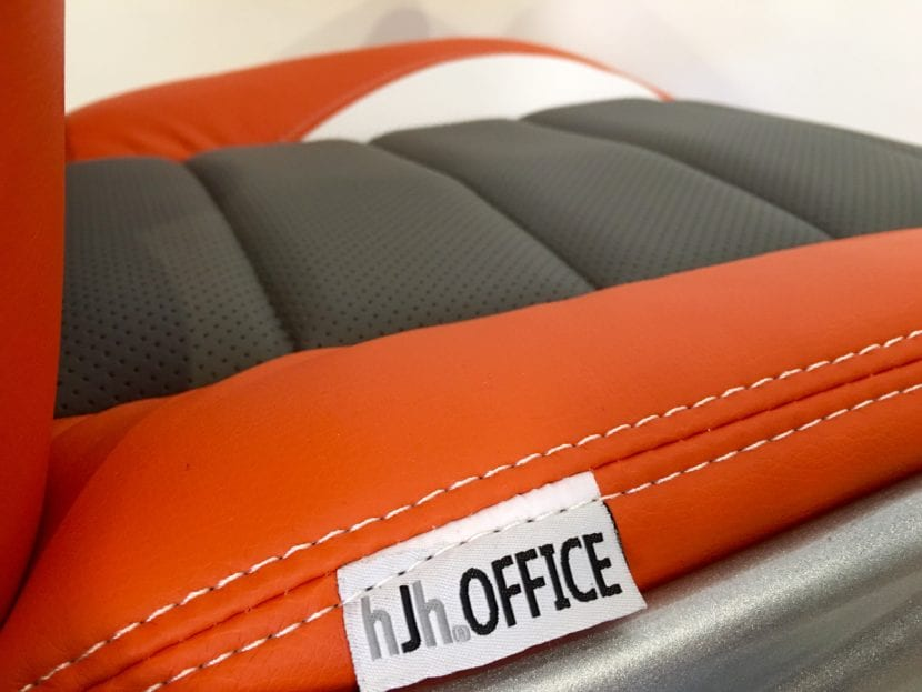 Review de la silla de oficina deportiva Montecarlo