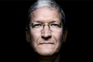 TIm Cook 3 días en India
