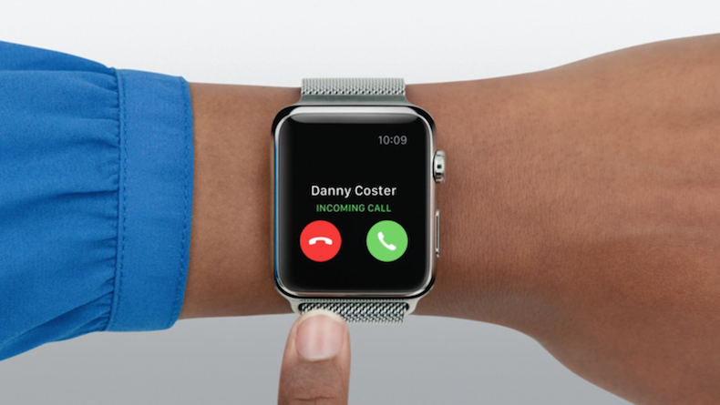 Cómo transferir una llamada desde tu Apple Watch a tu iPhone