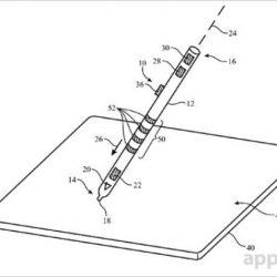 Los de Cupertino patentan un Apple Pencil con superficie táctil