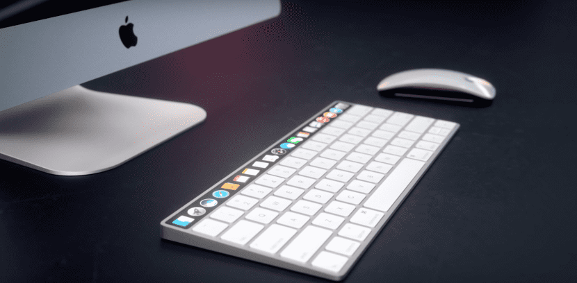 Teclado-Apple-OLED-conjunto