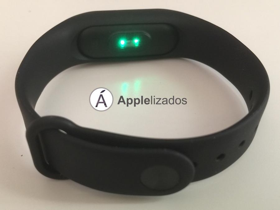 Xiaomi Mi Band 2 Sensor de ritmo cardíaco