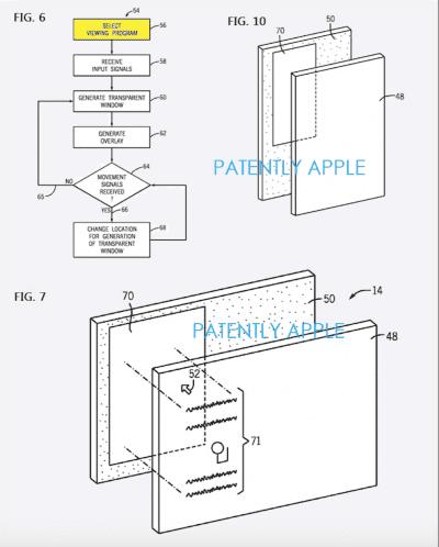 Patente de pantalla transparente para realidad aumentada