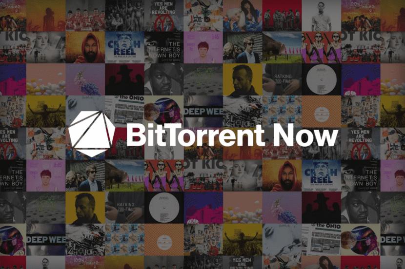 Bittorrent Now para dispositivos Apple