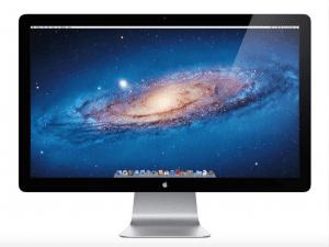 Apple trabaja en una pantalla con gpu