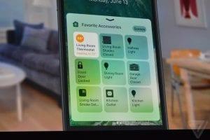 App Home para domótica