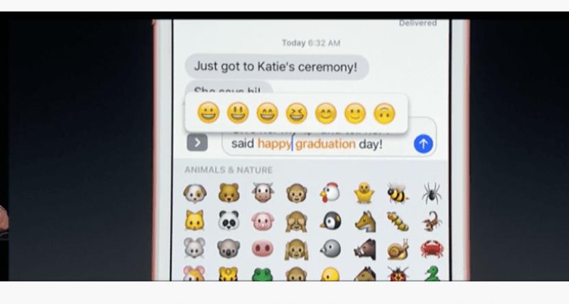 iOS10 Emojis