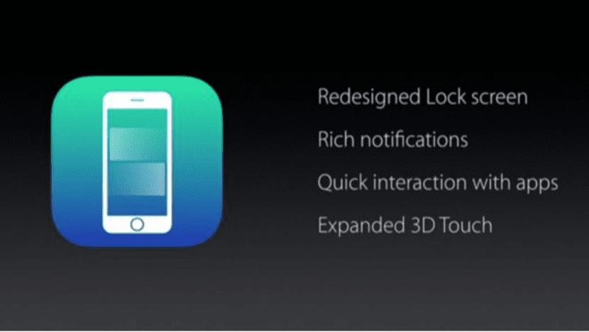 iOS10 Mejoras