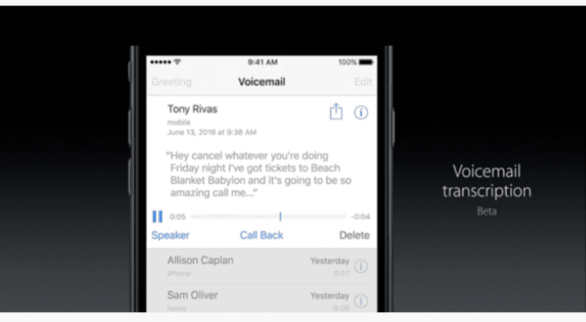 iOS10 Voice Trancripction