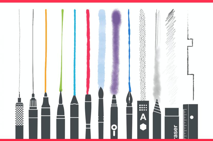 Ilustración en Sketches Pro para Mac