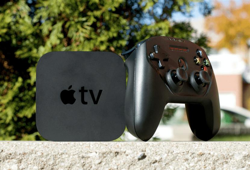 Videojuegos para Apple TV y MFi