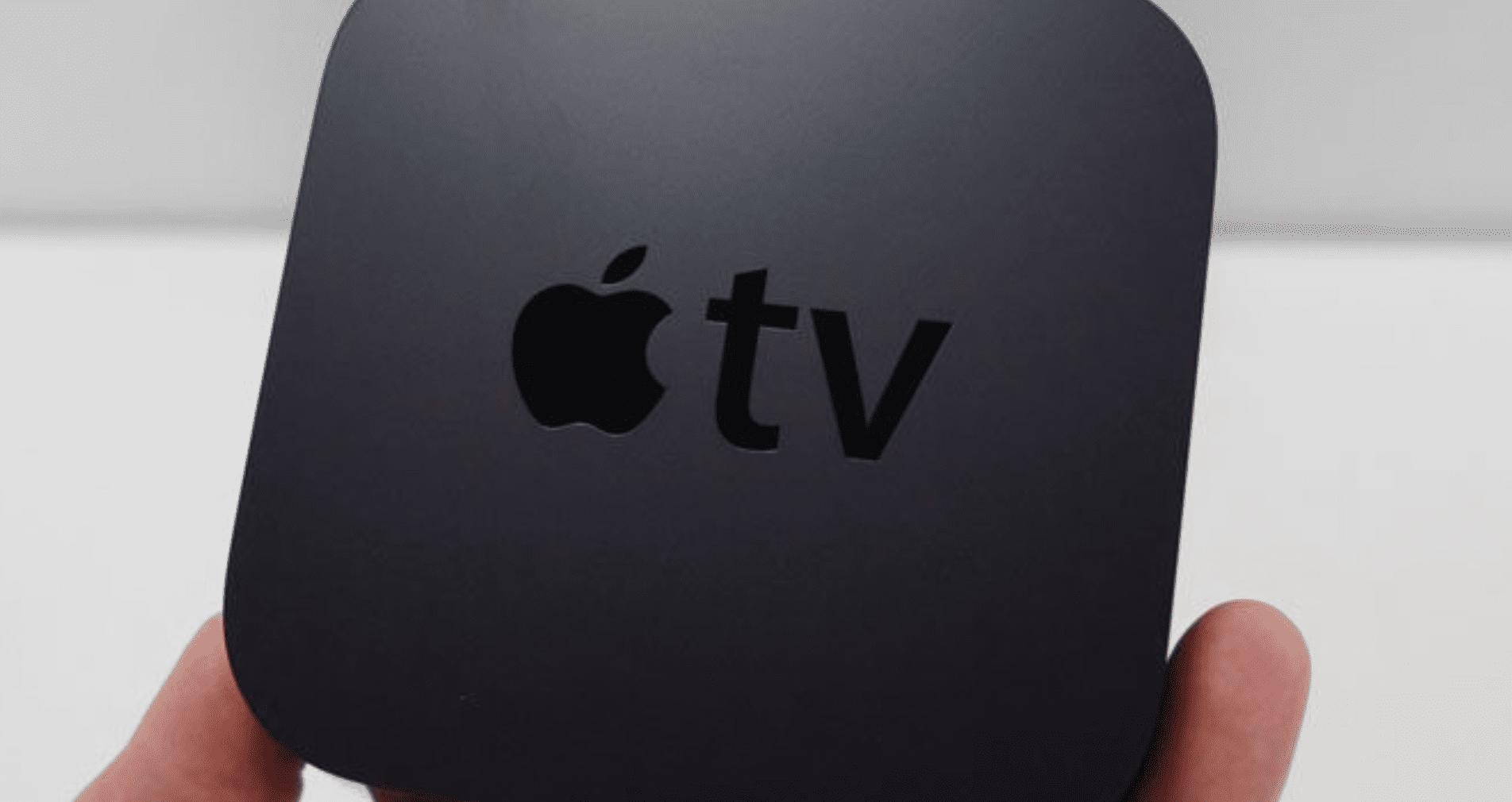 Apple TV Top
