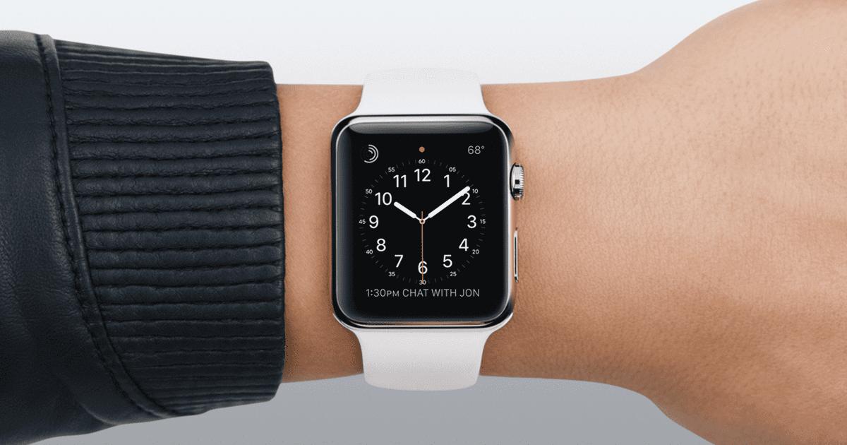 El Apple Watch mantiene el liderazgo