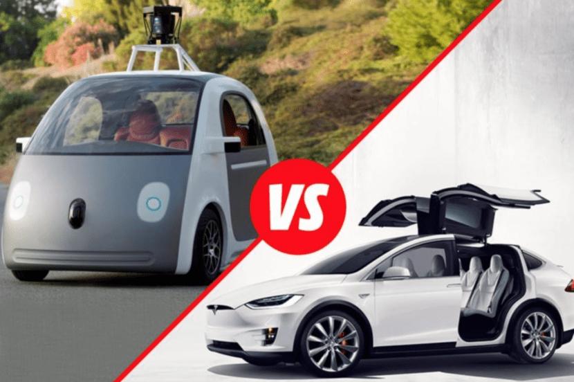 Google-Tesla