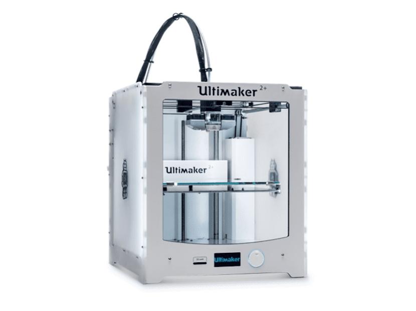 Impresora 3D Ultimaker 2+-3D