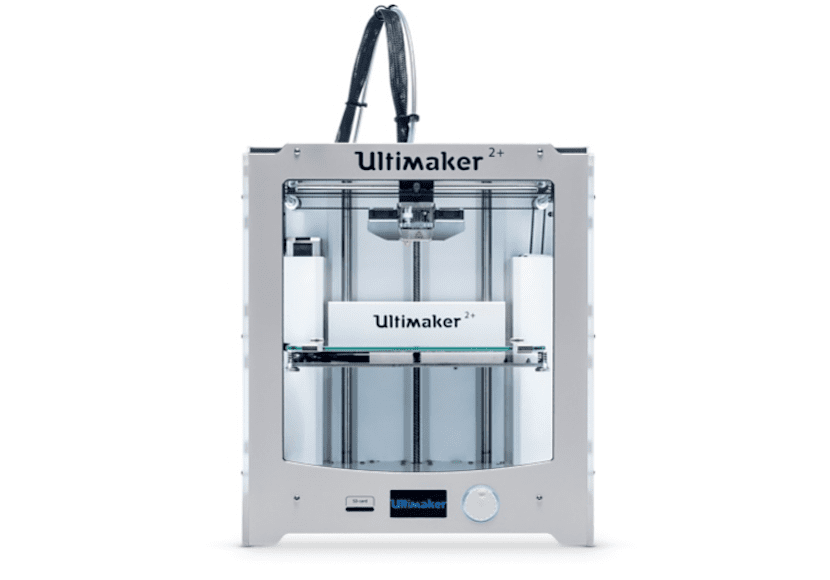 Impresora 3D Ultimaker 2+Frontal