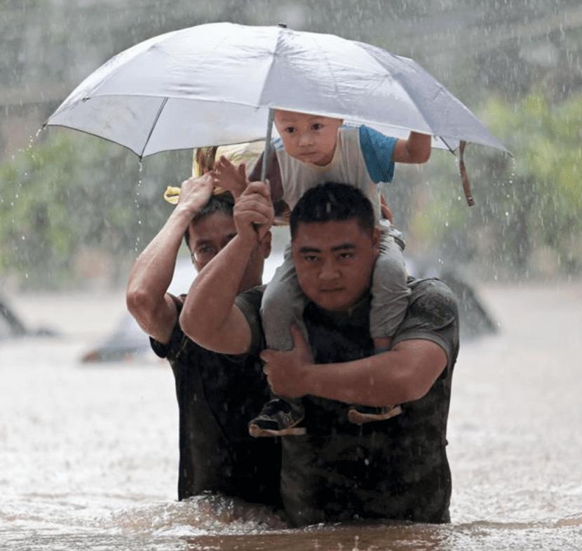 Inundacion China 4