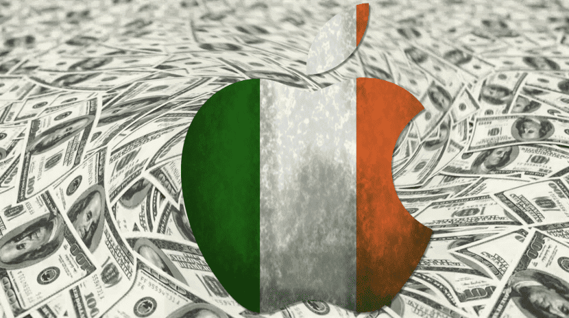 Irlanda Apple Top