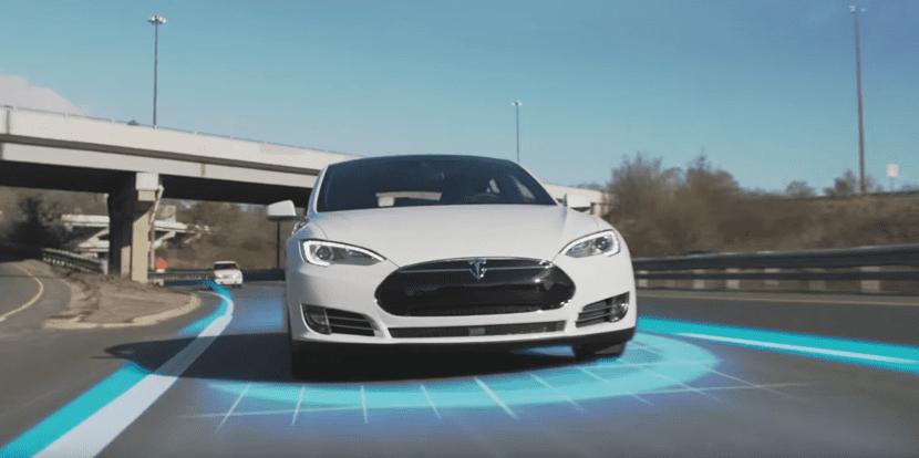 Tesla Google Top