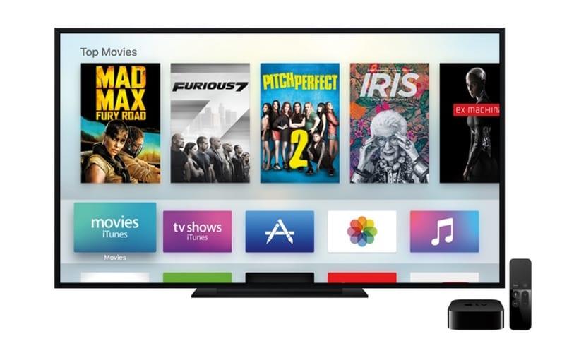 apple tv renovación