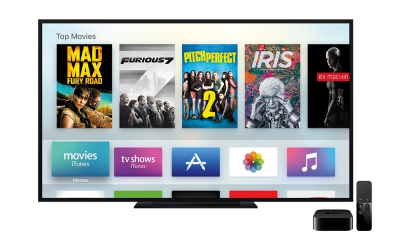 apple tv renovación