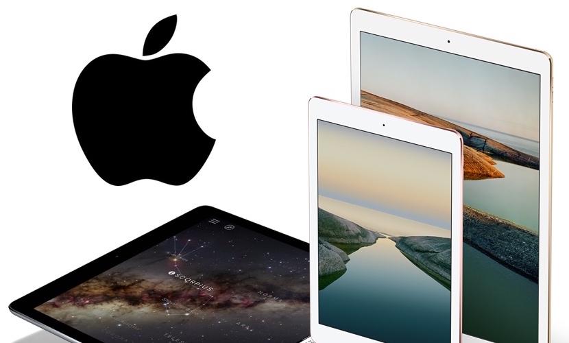 iPad Pro renovación 2016