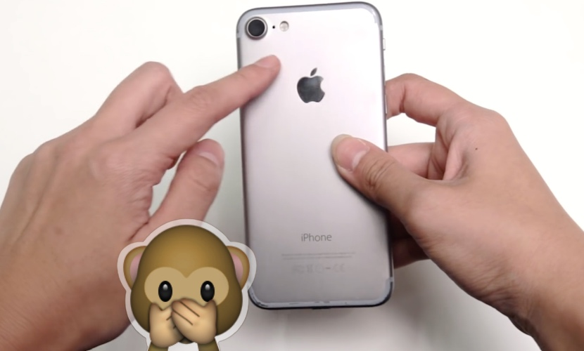 iPhone 7 falso copia