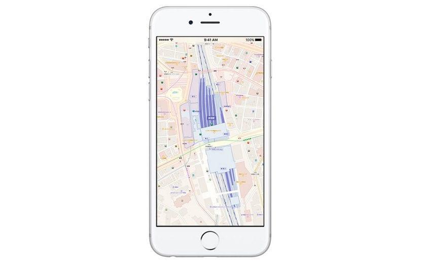 japón-apple-maps-información-transporte-público