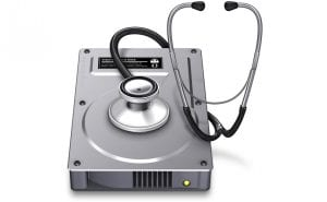 Utilidad de discos