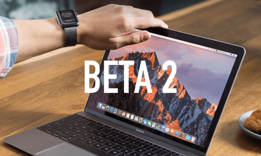 La beta 2 de MacOS Sierra ya disponible