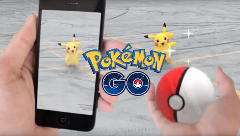 Pokémon Go podría acceder a tus datos de Google