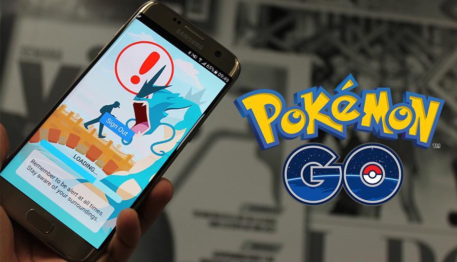 Evita que Pokémon Go vea tus datos de Google