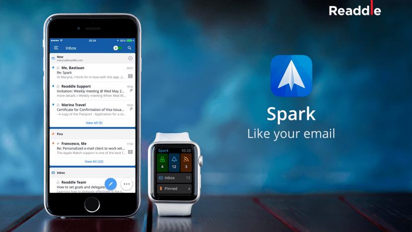 Spart bloquea cuentas de iCloud
