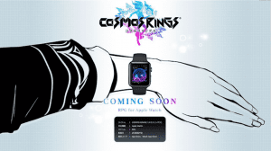 Cosmo RIng, el RPG exclusivo para Apple Watch de Square Enix