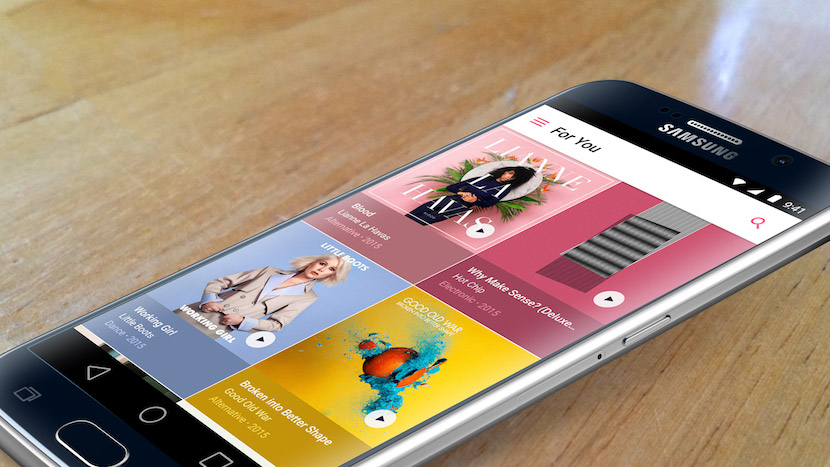 Apple Music para Android abandona su fase beta