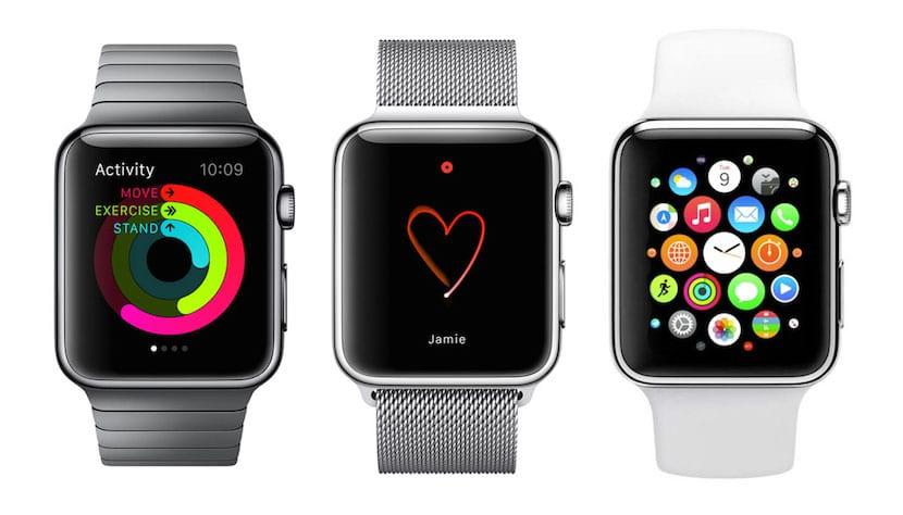 El Apple Watch 2 de 42mm tendrá un tercio más de batería