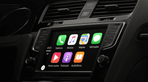 BWM CarPlay Top